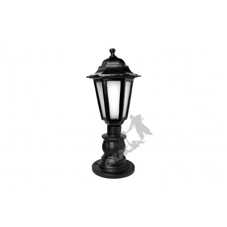 Lampa A05 z kloszem aluminiowym