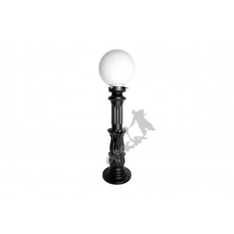 Lampa A13 z kulą szklaną