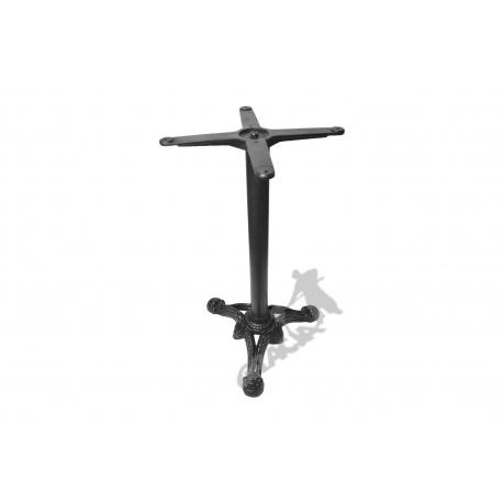 Noga stołu C17 - standardowa z krzyżakiem