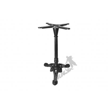 Noga stołu C13 - standardowa z krzyżakiem