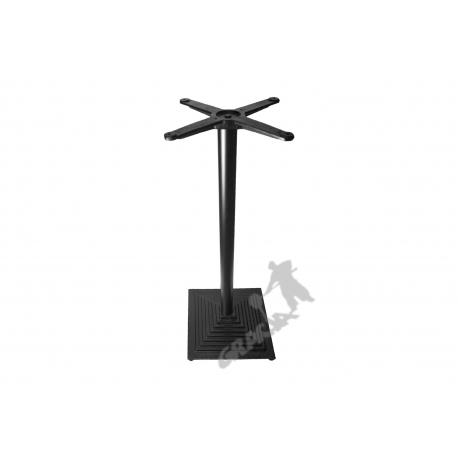 Noga stołu G18 - wysoka z krzyżakiem