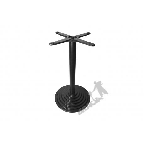 Noga stołu R17 - standardowa z krzyżakiem