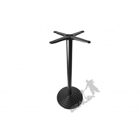 Noga stołu R18 - wysoka z krzyżakiem