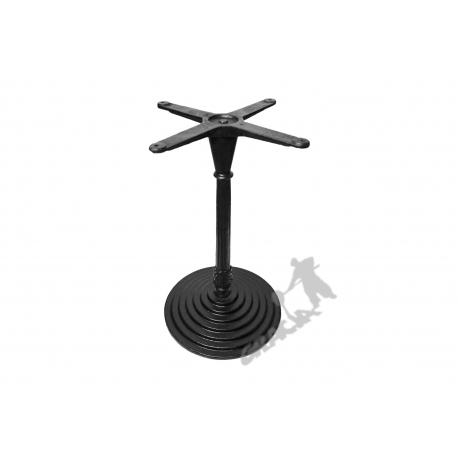 Noga stołu R13 - standardowa z krzyżakiem