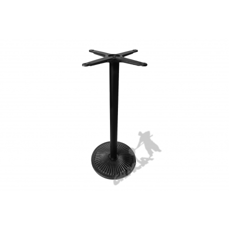 Noga stołu L18 - wysoka z krzyżakiem