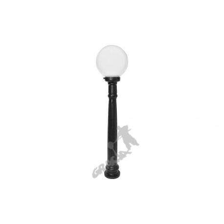 Lampa A04 z kulą szklaną