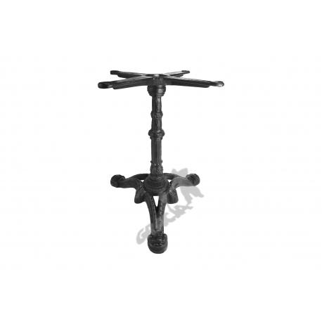 Noga stołu C05 - niska z krzyżakiem