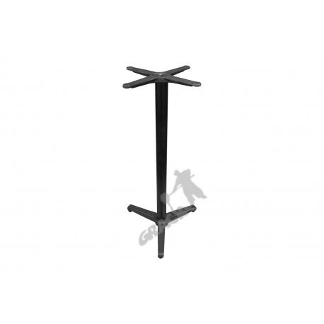 Noga stołu N18 - wysoka z krzyżakiem