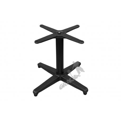 Noga stołu P16 - niska z krzyżakiem