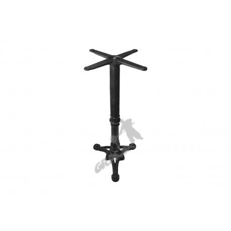 Noga stołu C03 - wysoka z krzyżakiem