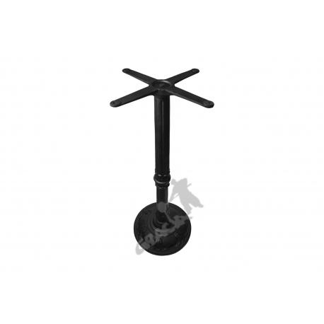 Noga stołu F03 - wysoka z krzyżakiem