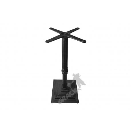 Noga stołu G03 - wysoka z krzyżakiem