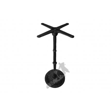 Noga stołu H09 - wysoka z krzyżakiem