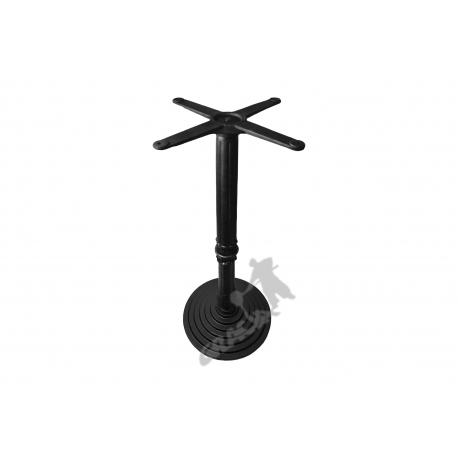 Noga stołu R03 - wysoka z krzyżakiem