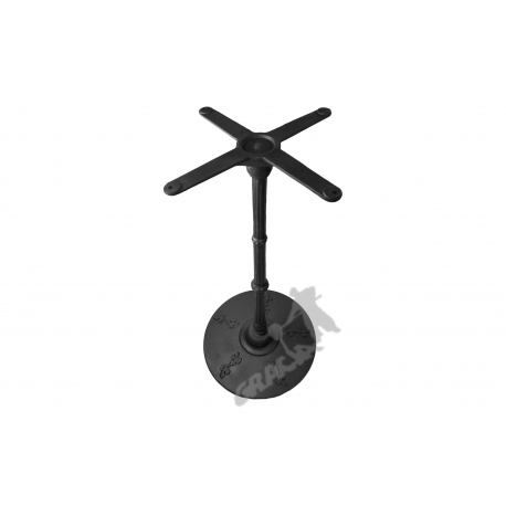 Noga stołu J09 - wysoka z krzyżakiem