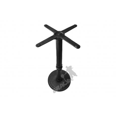 Noga stołu L03 - wysoka z krzyżakiem