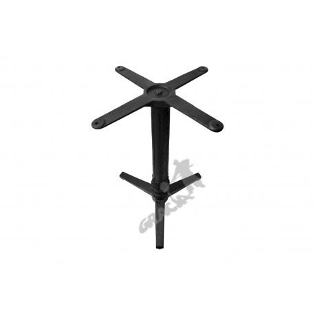 Noga stołu N02 - standardowa z krzyżakiem