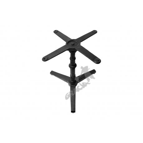Noga stołu N05 - niska z krzyżakiem