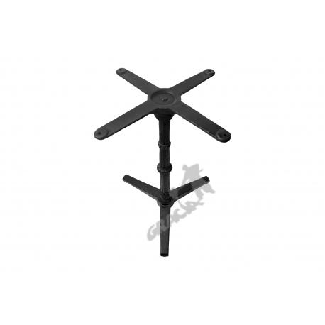 Noga stołu N07 - standardowa z krzyżakiem