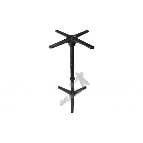 Noga stołu N09 - wysoka z krzyżakiem