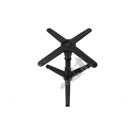 Noga stołu N11 - niska z krzyżakiem