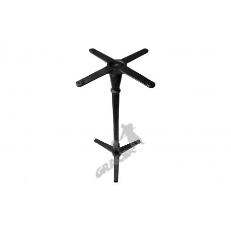 Noga stołu N15 - wysoka z krzyżakiem