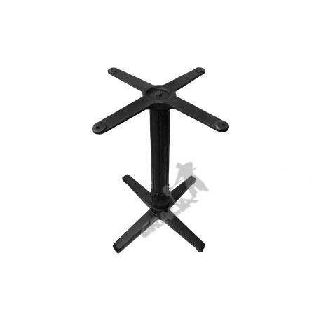Noga stołu P02 - standardowa z krzyżakiem