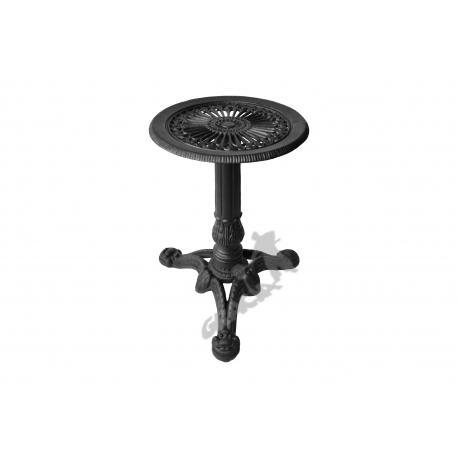 Mini stolik C03 - niski z blatem gęstym