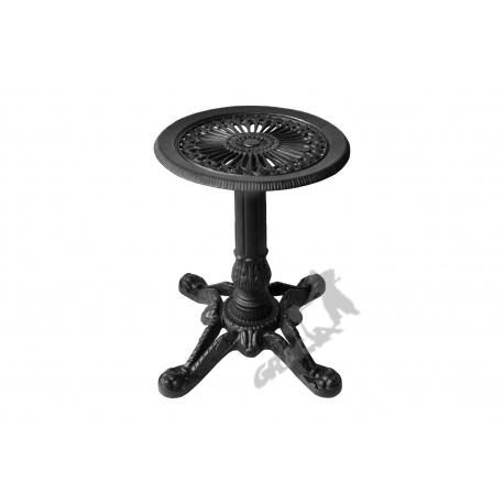 Mini stolik D03 - niski z blatem gęstym