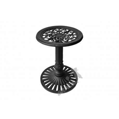Mini stolik K02 - niski z blatem kwiatowym