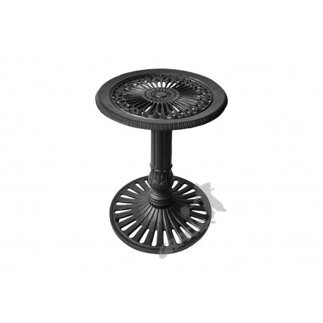 Mini stolik K03 - niski z blatem gęstym