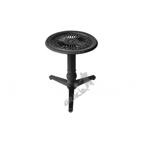 Mini stolik N03 - niski z blatem gęstym