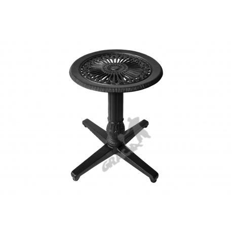 Mini stolik P03 - niski z blatem gęstym