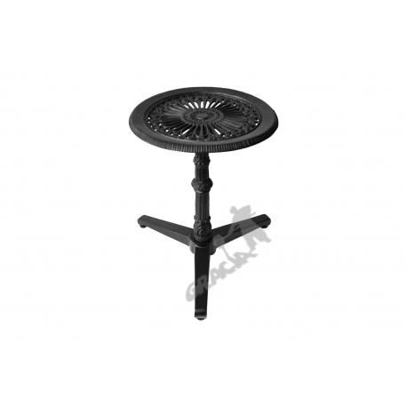 Mini stolik N09 - niski z blatem gęstym