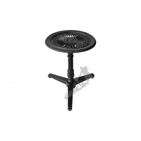 Mini stolik N15 - niski z blatem gęstym