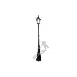 Lampa E10 z kloszem żiwnym średnim 1-ośw.el