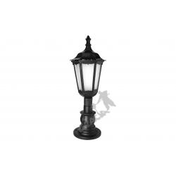 Lampa A06 z kloszem żeliwnym stylowym