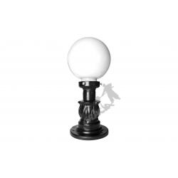 Lampa A08 z kulą szklaną