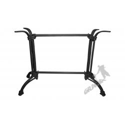 Noga stołu B03 -  prostokątnego z łącznikiem stalowym