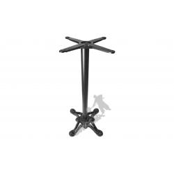 Noga stołu D03 - z rurą wysoką