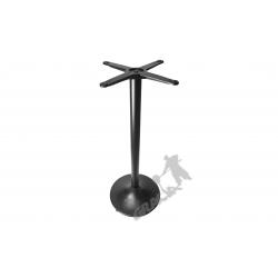 Noga stołu E18 - wysoka z krzyżakiem