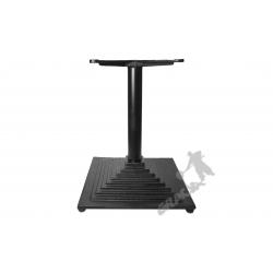 Noga stołu G16 - niska z krzyżakiem