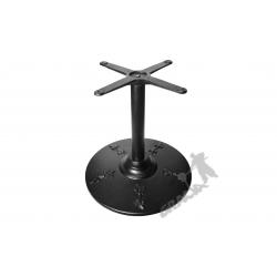 Noga stołu J01 - z rurą niską