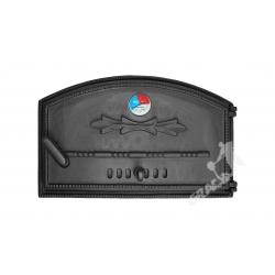 DRZWI C02 PRAWE - 29x46 CM + TERMOMETR