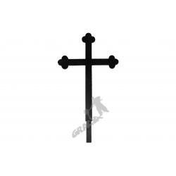 Krzyż żeliwny nr 5