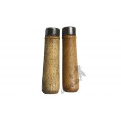 Rączki duże drewniane