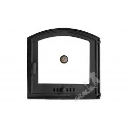 DRZWI C03 PRAWE - 45x45 CM + TERMOMETR 0-500°C