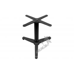 Noga stołu N16 - niska z krzyżakiem