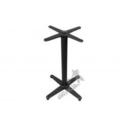 Noga stołu P17 - standardowa z krzyżakiem