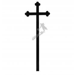 Krzyż żeliwny nr 6
